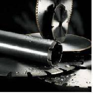 Falvágás gyémánttechnikával